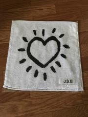 J.S.B. LOVE HEART ハンドタオル 三代目J Soul Brothers
