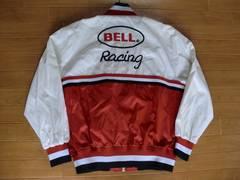 ヴィンテージ BELL オフィシャル レーシングジャケット L