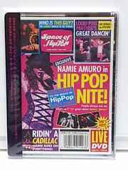 安室奈美恵 Space of Hip-Pop tour 2005 未開封DVD