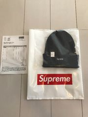 Supreme Overdyed Ribbed Beanieニット帽ゴローズTMT