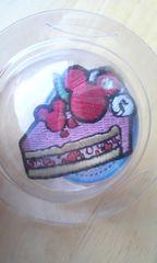 エンブレムステッカーミッキーケーキ