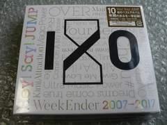 Hey!Say!JUMP 2007-2017 I/O【初回盤1】2CD+DVD/ベストBest新品