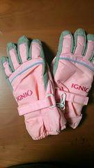 IGNIO☆スノースキーグローブ♪120�p☆手袋
