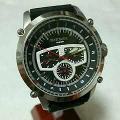 送料無料 電池交換済み DIESEL ディーゼル メンズ腕時計 男性用