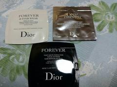 ディオール サンプル Dior ファンデーション ベース 美容液