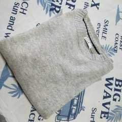 ELLE たっぽりセーター