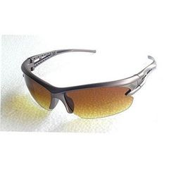 500均セール★人気スポーツサングラス UV400 ブラウン