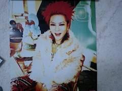 X JAPAN hide ポスター ヒデ Hi-Ho