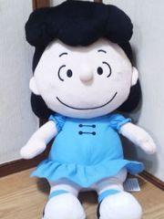 スヌーピー特大ぬいぐるみ☆55�pルーシー