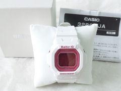 4432/CASIOカシオ★Baby-G男女兼用モデルホワイトCOLORBG-5601