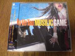 ボボタウCD MUSILIC GAME Vo Vo Tau