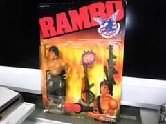 1985年『RAMBOランボー』ビンテージフィギュア 当時物
