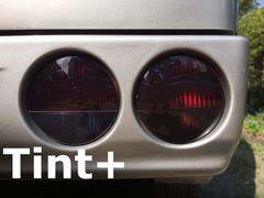 Tint+何度も貼れるテールランプ ミニキャブ バンU61Vスモークフィルム