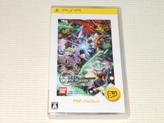 PSP★ガンダム メモリーズ 戦いの記憶 PSP the Best