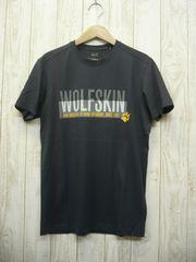 即決☆ジャックウルフスキン  ロゴ 半袖Tシャツ FTM/XXL 送料164円 速乾 耐久