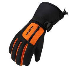 スキー スノーボード グローブ 手袋 ブラック