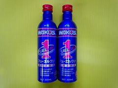 ■新品 WAKO'S ワコーズ F1 フューエルワン 2本セット■