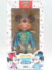新品即決!ディズニーキャラクターきせかえドール ミッキーマウス