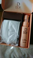 DEWデュウスペリア柔軟美容液コットン2点美滴カネボウ
