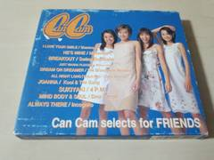 CD「Can Cam selects for FRIENDS」 米倉涼子、長谷川京子●