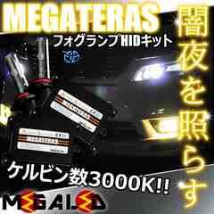Mオク】シビックFD1/2系/フォグランプHIDキット/H11/3000K