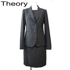 新品セオリー ワンピーススーツ 黒 #0 theory