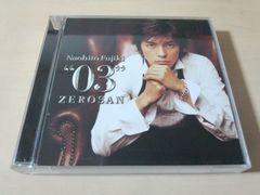 藤木直人CD「03」DVD初回生産限定盤●
