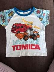トミカ☆Tシャツ☆90cm