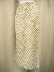 【Rapiche】コーディロイのロングスカート