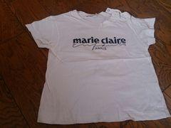 95 marie claire 白のTシャツ