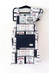エプロン三角巾セットハンドメイド