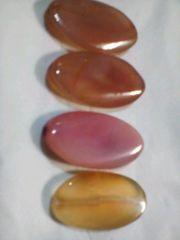 天然石(瑪瑙)楕円型