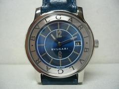 ブルガリ 美品 ANA限定品  ソロテンポ ST35S  時計