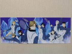 テニスの王子様完全版Season3 全員サービスポスター 【氷帝】