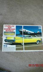 1/32スケール CADILLAC 1959 ELDORADO SEVILLE