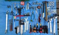 まだまだ使える中古工具・BOX付セット_メーカー品多数あり