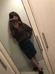 ココディール☆2016秋冬バックカシュクールニット タグ付美品♪