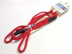 送円~05kgRedDogsF0151赤丸引紐マールリード5x1400mmレッド愛犬散歩引紐