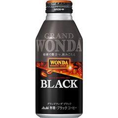 グランドワンダブラック ボトル缶 400g×24本