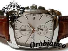 良品【1点もの】オロビアンコ OROBIANCO 美しい 大型 腕時計