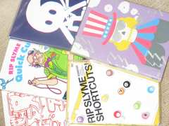 RIP SLYME(リップスライム)ライブ&PV DVD5種類セット