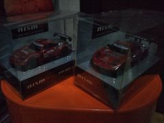 1/72 22号車 23号車 NISMO ニスモ フェアレディZ GT500