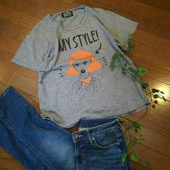 〇SLY〇女の子プリントTシャツ*・゜美品