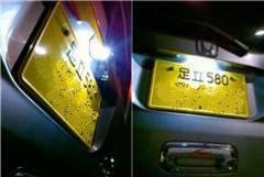 N BOXカスタム■ナンバー灯クリア加工レンズ!!