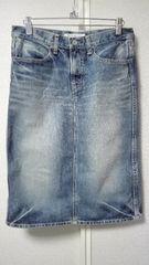 ◆DMG◆ドミンゴ◆ビンテージ風デニムスカート