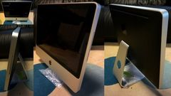 APPLE iMac-A1224-core2duo-2.0GHZ-HDD160 20インチ
