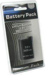 PSP1000 大容量バッテリー 3600mAh パッケージ品 電池b