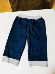 男の子、柔らかデニム、パンツ、130