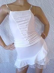 ジュエルトップス&ミニスカセットアップ*B系衣装イベント結婚式