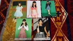 AKB48柏木由紀☆公式生写真〜まとめ売り15枚セット!訳あり